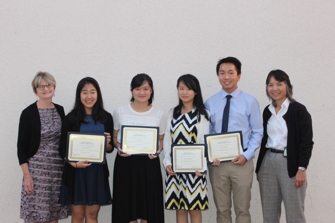 Most Recent Scholarship Recipients